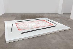 Wandering Position - Alcatraz by Yukinori Yanagi contemporary artwork