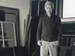 Yun Hyong-keun in Venice: The Artist Behind the Paintings