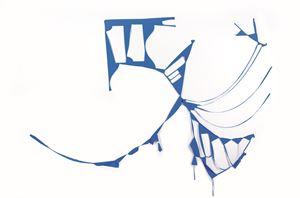Innesti di sogno su frammenti di realtà by Marion Baruch contemporary artwork