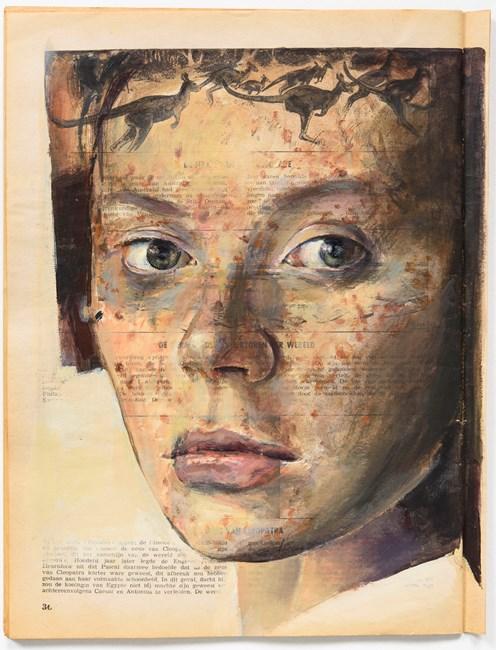 Domesticated #22 by Jan De Maesschalck contemporary artwork