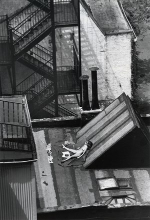 Sunny Day, New York by André Kertész contemporary artwork