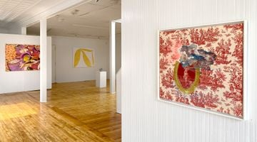Contemporary art exhibition, Group Exhibition, Reunion at Hollis Taggart, Southport, USA