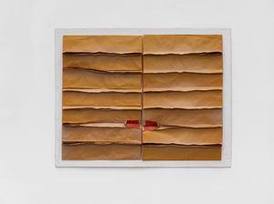 KissƨƨiK by Jac Leirner contemporary artwork