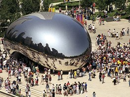 Sculptor Anish Kapoor Blasts NRA's 'Nightmarish Vision'
