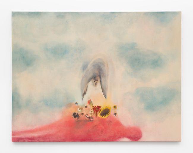 Ou peut-être une nuit by Diane Chappalley contemporary artwork