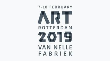 Contemporary art art fair, Art Rotterdam 2019 at Kristof De Clercq gallery, Ghent, Belgium