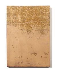 Luftbild 10 by Otto Piene contemporary artwork sculpture, ceramics