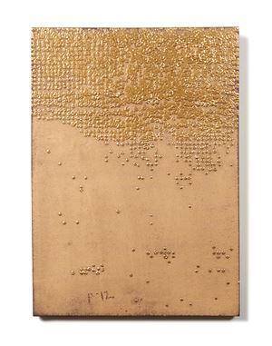 Luftbild 10 by Otto Piene contemporary artwork