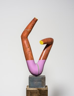 Sculpture 1 by Gary Hume contemporary artwork