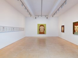 "Yoshitomo Nara<br><em>Yoshitomo Nara: New Works</em><br><span class=""oc-gallery"">Stephen Friedman Gallery</span>"