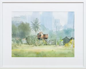 Fuel Storage by Ong Kim Seng contemporary artwork