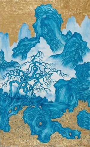 Good Times: Lotus Lake 好時光:蓮花潭 by Yao Jui-chung contemporary artwork