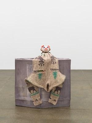 Pembina by Liz Magor contemporary artwork