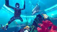 Virtual Leonardo's submarine by Hito Steyerl contemporary artwork moving image
