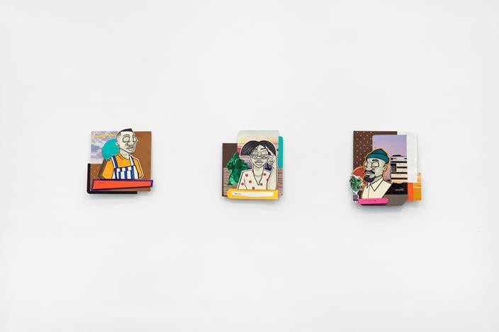 Exhibition view:Dada Khanyisa,Good Feelings, Stevenson, Johannesburg (1 February–14 March 2020). Courtesy Stevenson.