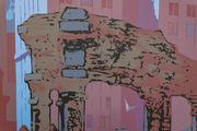 Unreal City by Alex Dordoy contemporary artwork 7