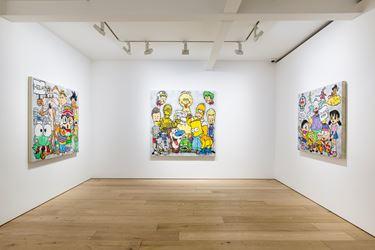 MADSAKI, BADA BING, BADA BOOM,Galerie Perrotin, Seoul (15 November 2017–13 January 2018). Courtesy Galerie Perrotin. Photo: © Hwang Wooh Ha