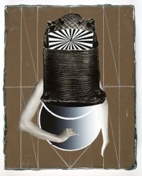 Untitled by Vladimir Houdek contemporary artwork painting