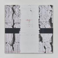 Meringue Cookie by Heejoon Lee contemporary artwork painting, works on paper