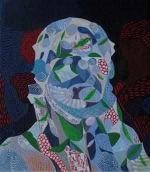 Coral by Arie Hellendoorn contemporary artwork