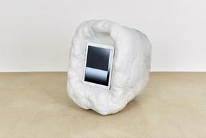 Sun Gone TV by Min Ha Park contemporary artwork mixed media