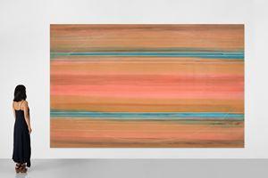 Ife Rose by Ed Clark contemporary artwork