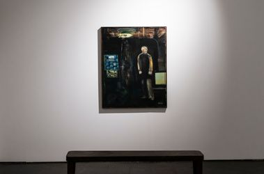 Exhibition view: InYourShadow | MaskingRealities, SMAC Gallery,Cape Town (15 July–21 August 2021). Courtesy SMAC Gallery.