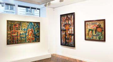 Contemporary art exhibition, Le Trieu Dien, Traces at Galerie Dumonteil, Paris