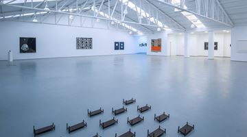 Contemporary art exhibition, Group show, Ver Versus Ver II at Sabrina Amrani, Sallaberry, 52, Madrid, Spain