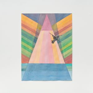 Prisma (3) by Efrain Almeida contemporary artwork