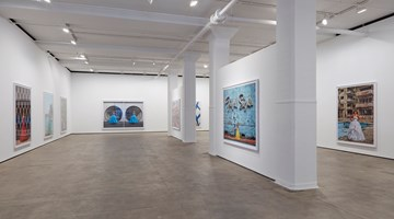 Contemporary art exhibition, Frank Thiel, 15 [Quince] at Sean Kelly, New York