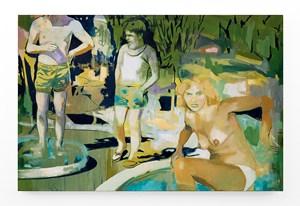 Class by Kate Gottgens contemporary artwork
