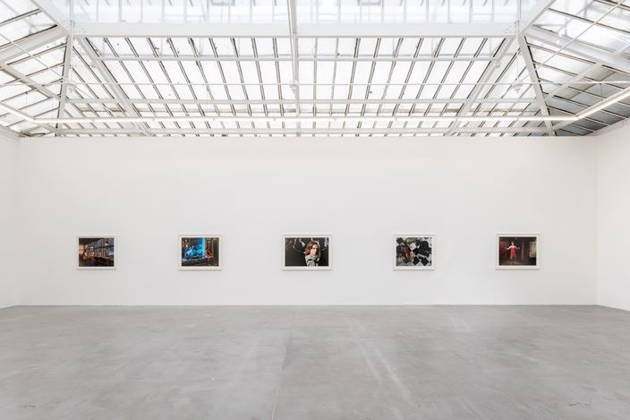 Exhibition view: Philip-Lorca diCorcia, David Zwirner, Paris (23 May–25 July 2020). Courtesy the artist and David Zwirner.