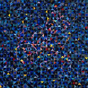 Brightness 曜 by Tsong Pu contemporary artwork