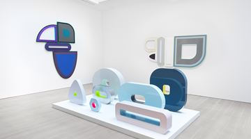 Contemporary art exhibition, Beverly Fishman, I Dream of Sleep at Miles McEnery Gallery, 525 West 22nd Street, New York