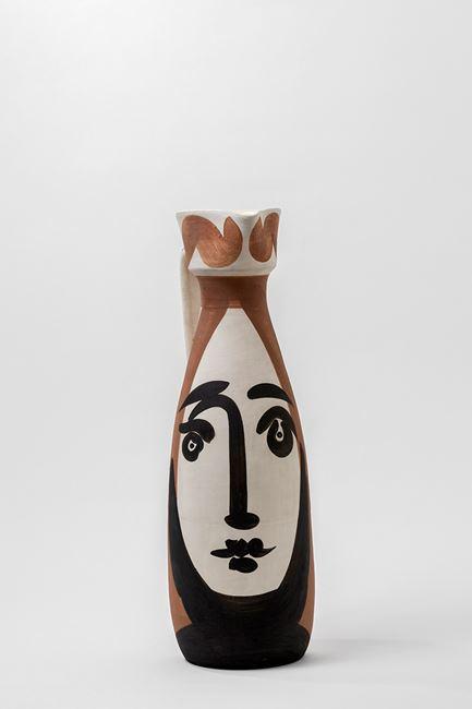 Face (Visage) by Pablo Picasso contemporary artwork