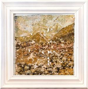 Stoddart on Cadmium White by Derek Cowie contemporary artwork