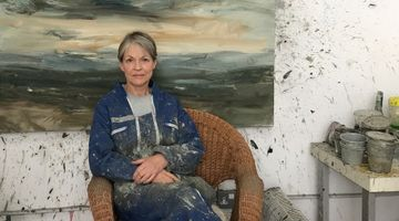Contemporary art exhibition, Louise Balaam, Seizing the Light at Cadogan Contemporary, London, United Kingdom