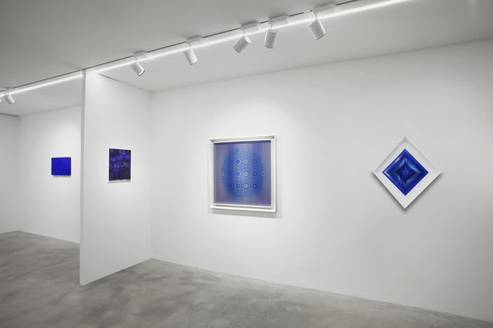Exhibition view:In the matter of color, Dep Art Gallery, Milan (20 May–31 July 2020). Courtesy Dep Art Gallery.