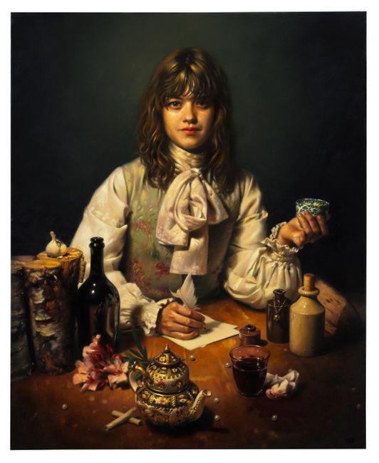 Anna Nevala, Correspondent by Stephen Appleby-Barr contemporary artwork