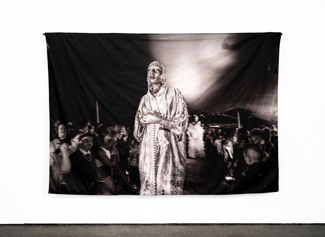 Vogue Nights Jozi V by Musa N. Nxumalo contemporary artwork