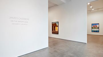 Contemporary art exhibition, James Casebere, On the Water's Edge at Sean Kelly, New York