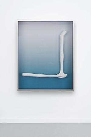 Der Anderen sich selbst, vergebend by Andreas Schmitten contemporary artwork