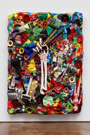 Hand of the Artist 1 by Ahn Chang Hong contemporary artwork