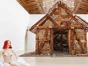 Urs Fischer presents a dark domestic fairy tale at the Brant Foundation