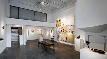 Contemporary art exhibition, Mitsugu Sato and Sadaharu Horio, ALIVE— living on, expression evolving. at Gallery NAO MASAKI, Nagoya, Japan