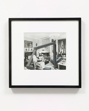 French Art Collectors Apartment. Paris by Derek Boshier contemporary artwork
