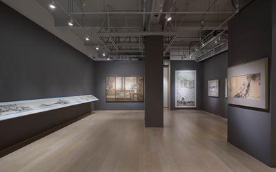 Exhibition view: Zheng Li, Reflections of the Classical Garden, Hanart TZ Gallery, Hong Kong (21 April–3 June 2017). Courtesy Hanart TZ Gallery. Photo: Kitmin Lee.