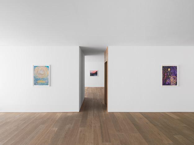 Exhibition view: Thomas Houseago, Recovery Works, Xavier Hufkens, 107 rue St-Georges,St-Jorisstraat (3 September–10 October 2020). CourtesyXavier Hufkens, Brussels.