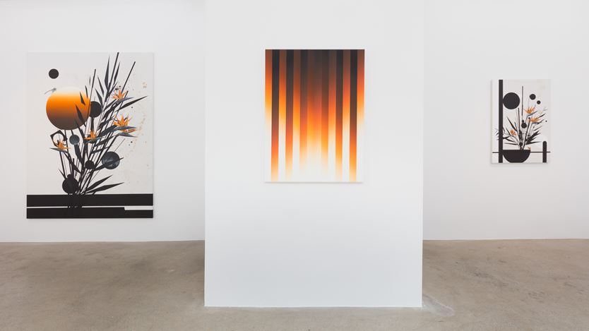 Exhibition view: Martin Basher, Birds of Paradise, AE2, Los Angeles (15 September–27 October 2020). Courtesy Anat Ebgi.